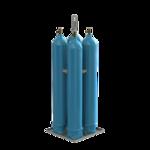Кассета (палета) для 4 кислородных баллонов 40л