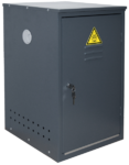 Шкаф для 1-го газового баллона (пропан 27 л.)