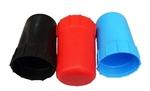 Колпак на баллон пластиковый (Черный, красный, синий)